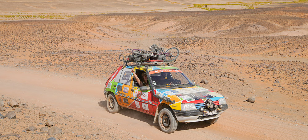 Nomad Raid Aventure Maroc